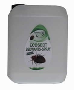 Bedwants spray Grootverpakking.